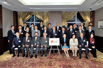 日本政府観光局MICEアンバサダー会合へJAC会長出席